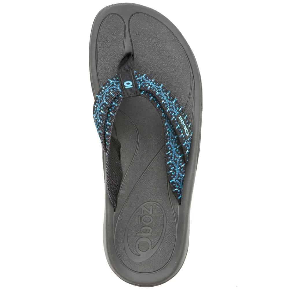 OBOZ Women's Selway Flip Flops - MOROCCAN BLUE