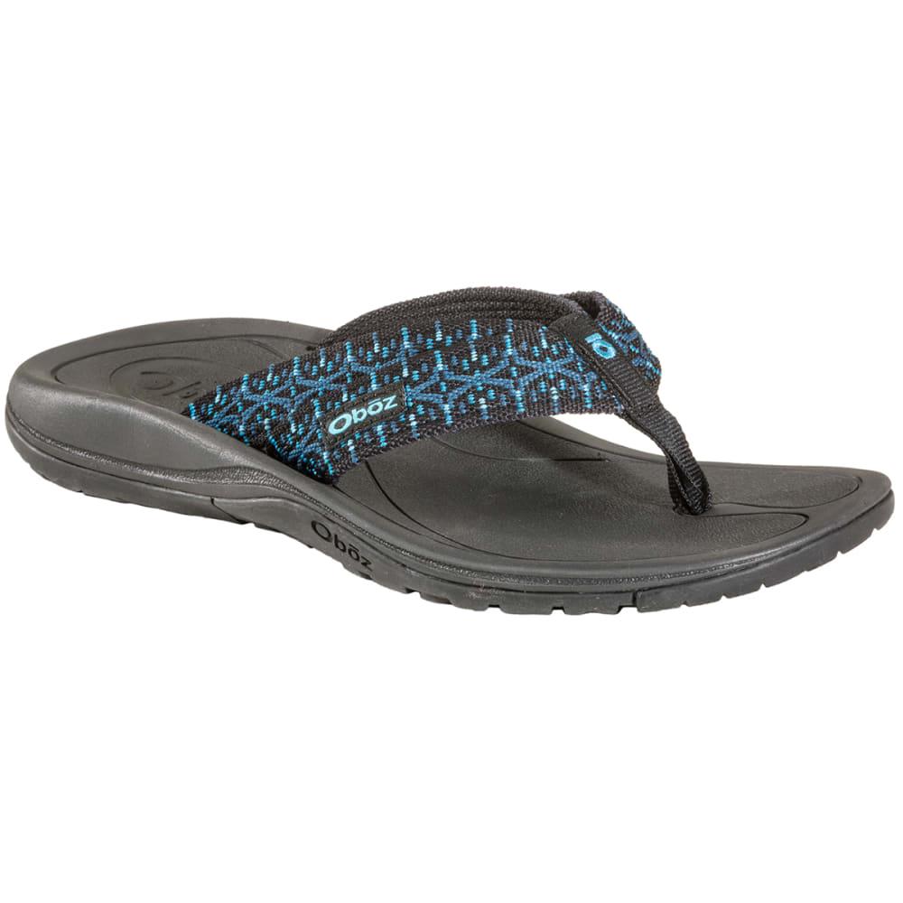 OBOZ Women's Selway Flip Flops 6