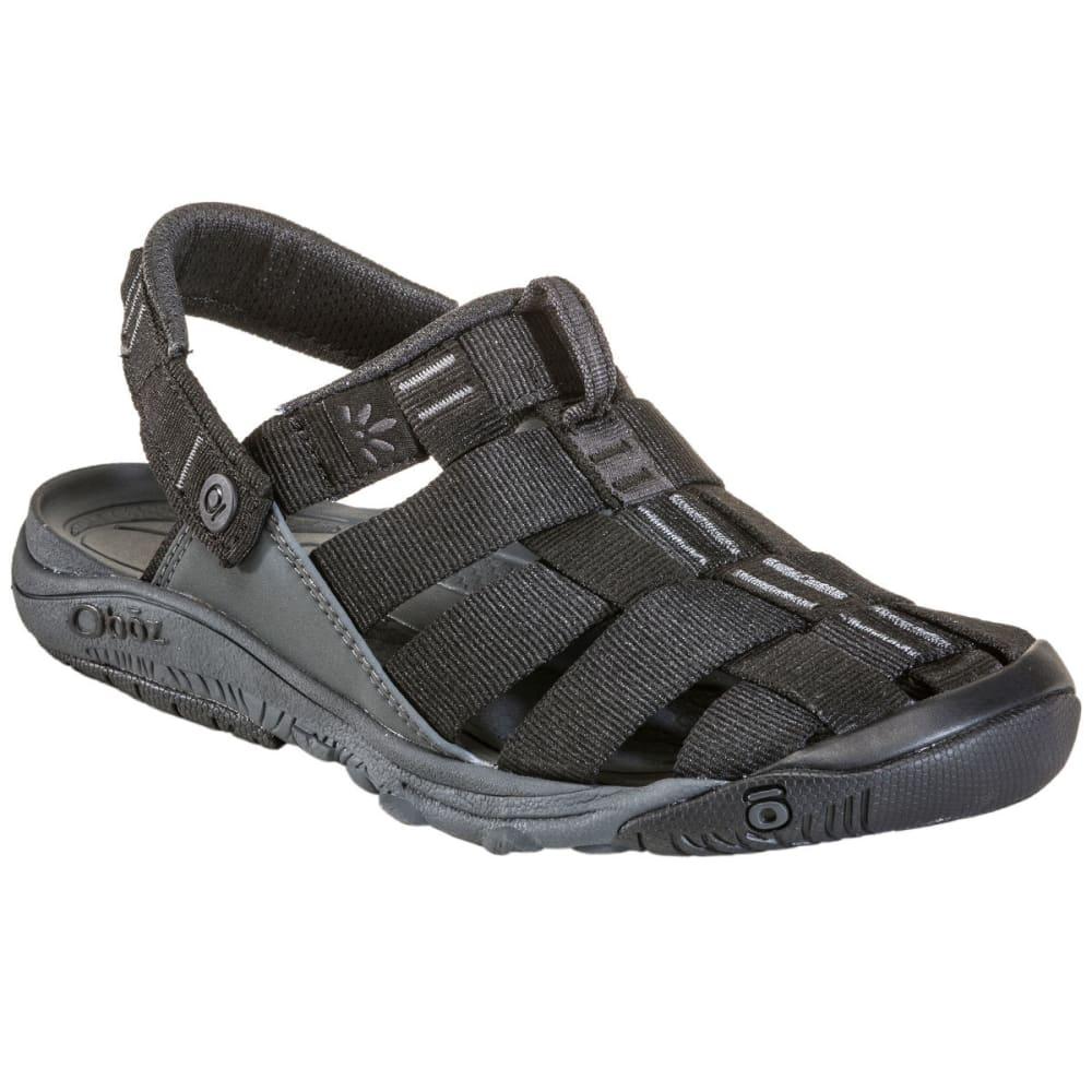 OBOZ Women's Campster Sandals - BLACK