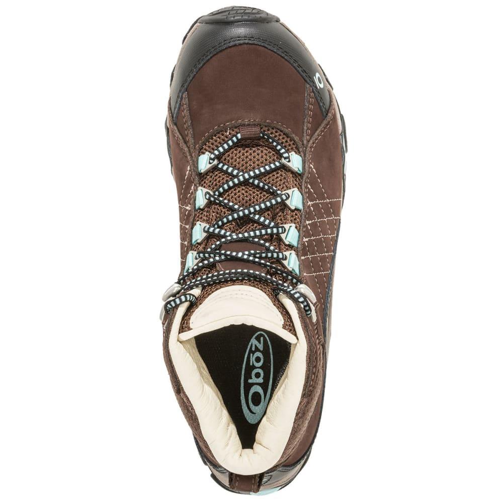 OBOZ Women's Sapphire Mid Waterproof Hiking Boots - JAVA