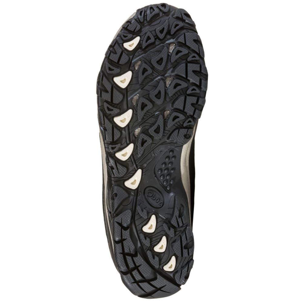 OBOZ Women's Juniper Mid Waterproof Hiking Boots - MOCHA