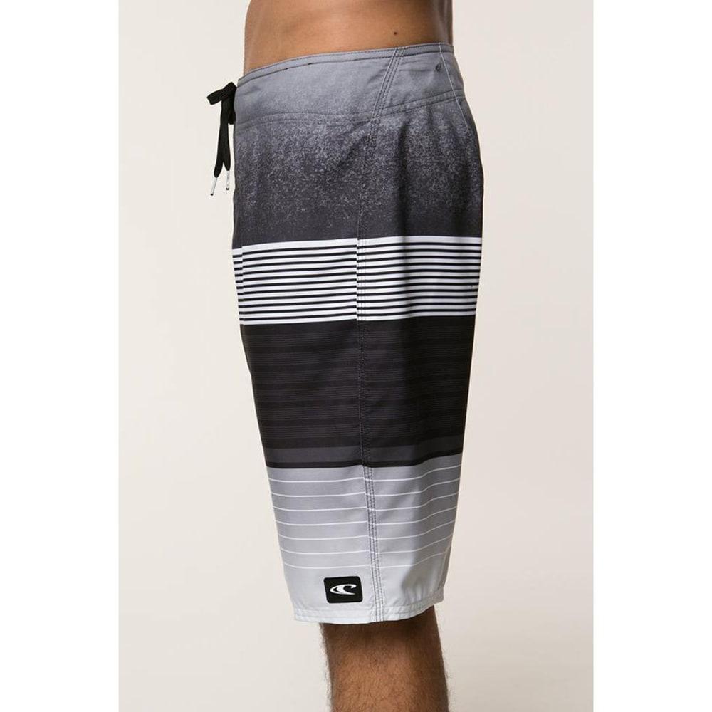 O'NEILL Guys' Lennox Boardshorts - DCH-STEEL GREY