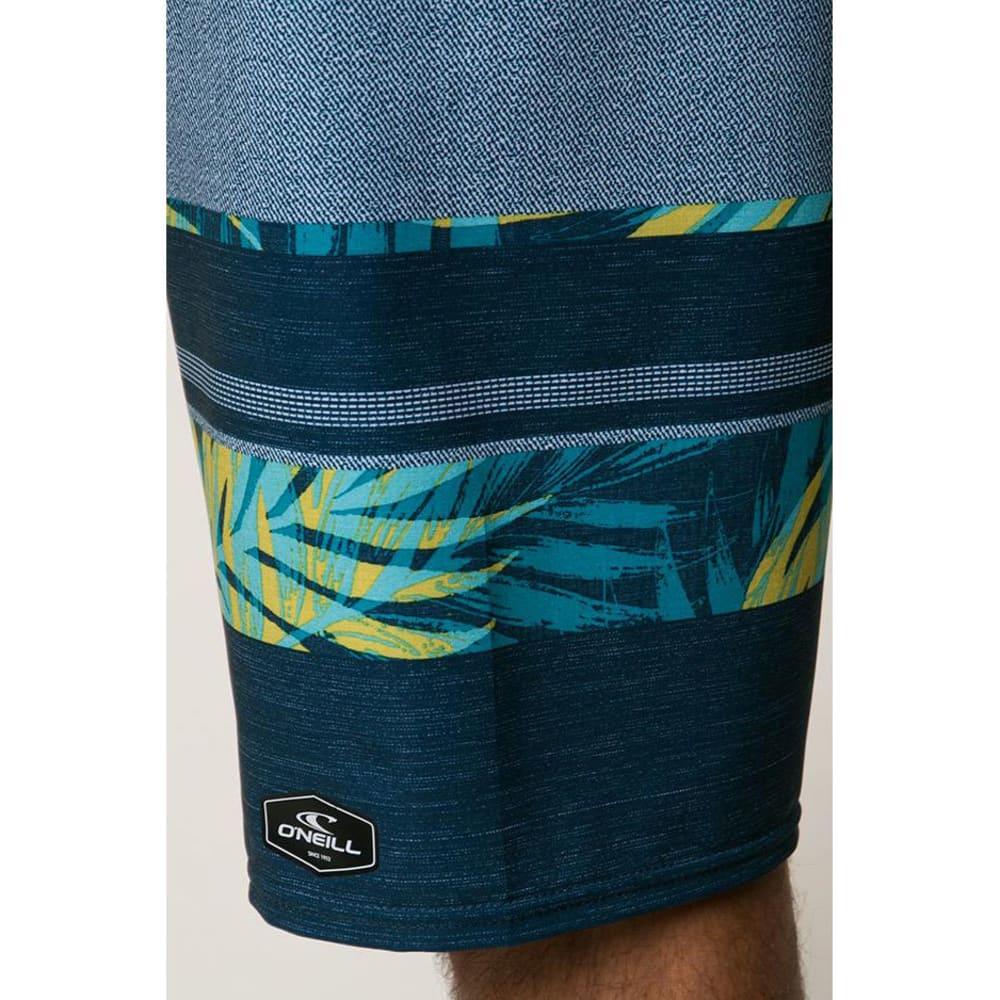 O'NEILL Guys' Hyperfreak Canopy Boardshorts - DKBLUE-DKB