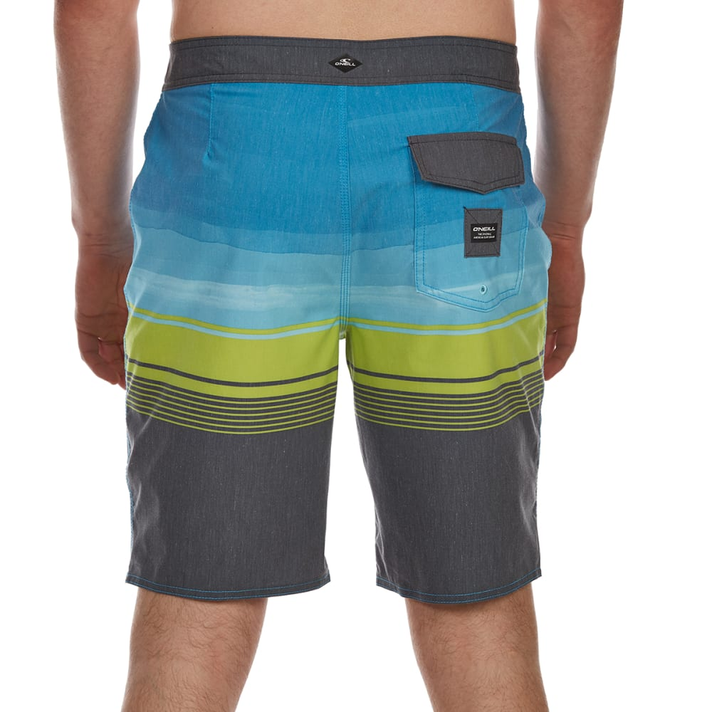 O'NEILL Guys' Informant Boardshorts - LIME-LIM
