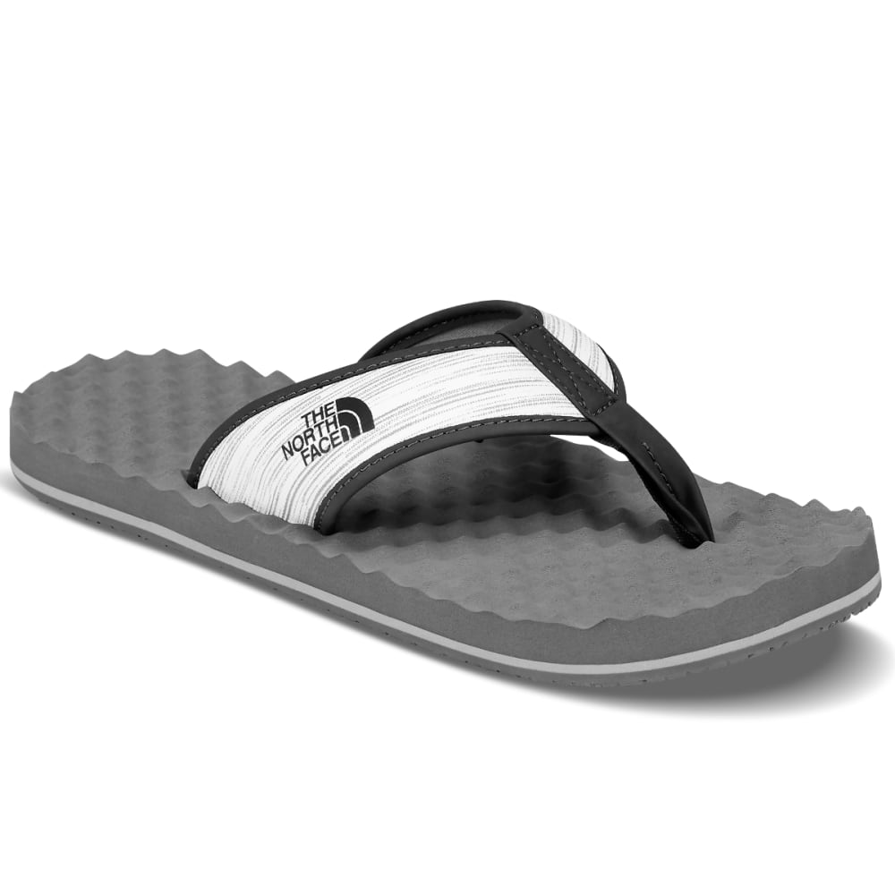 THE NORTH FACE Men's Base Camp Flip-Flop - ZINC GREY
