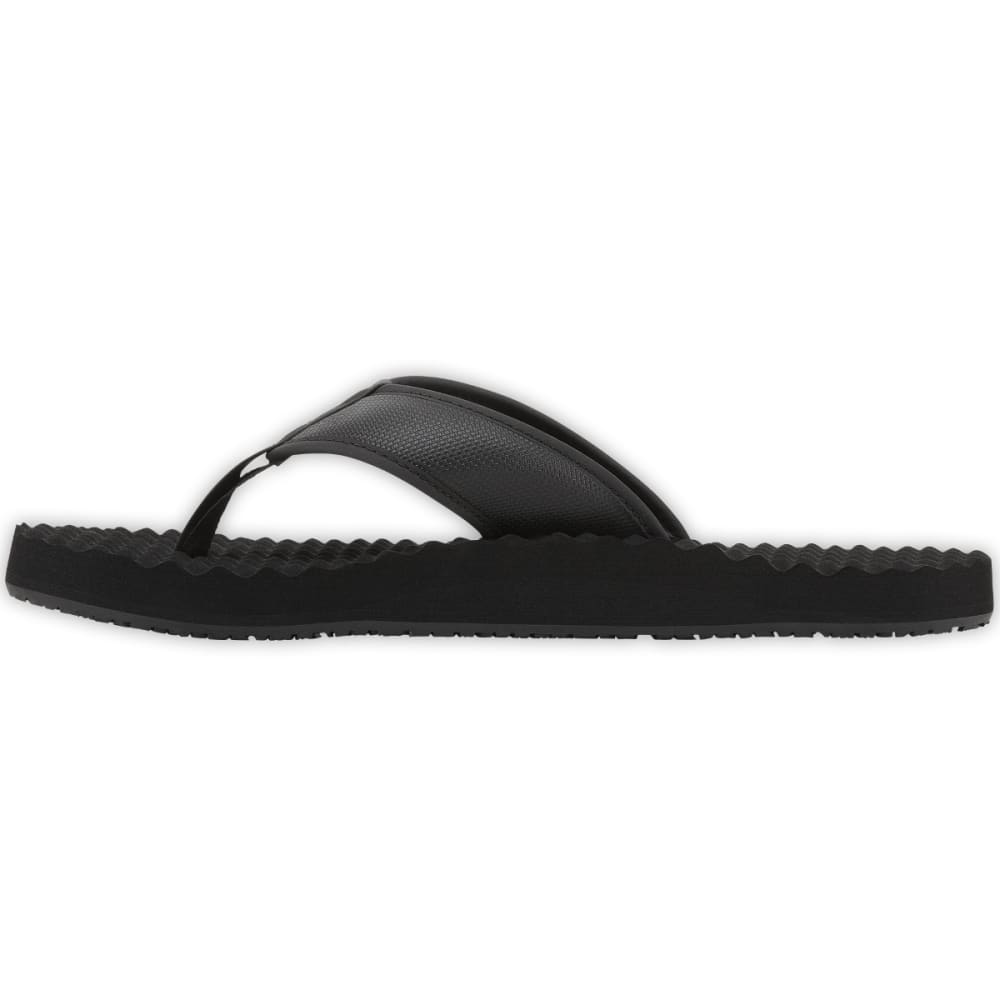 THE NORTH FACE Men's Base Camp Flip-Flop - BLACK
