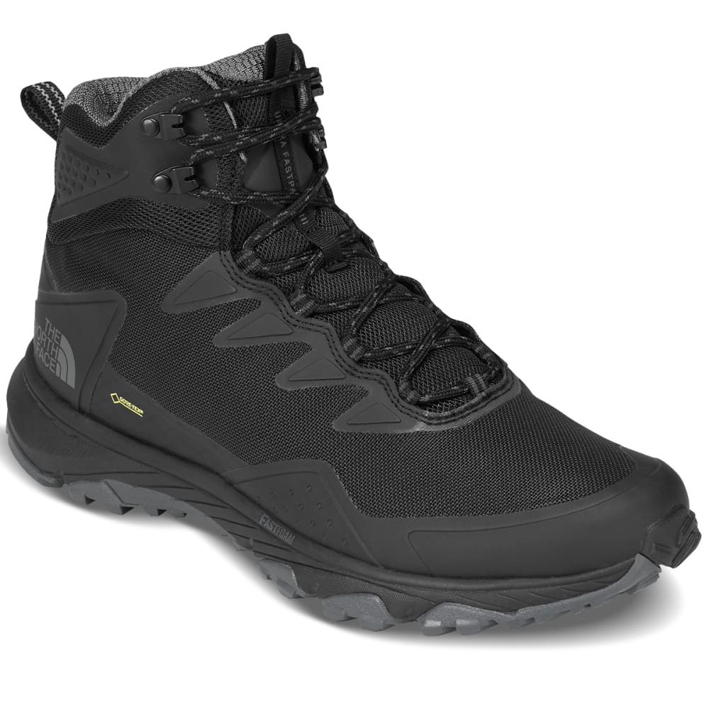 THE NORTH FACE Men's Ultra Fastpack III Mid GTX Hiking Boots - BLACK
