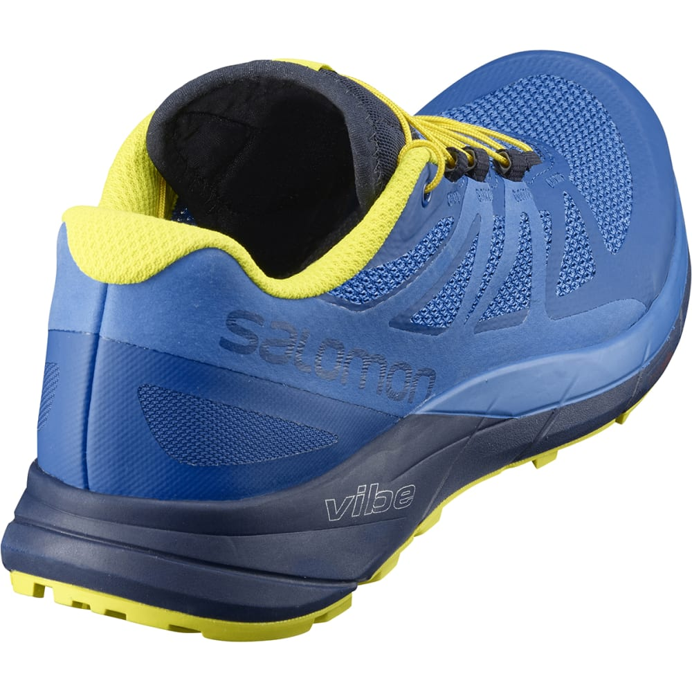SALOMON Men's Sense Ride Trail Running Shoes - BLUE/INDIGO