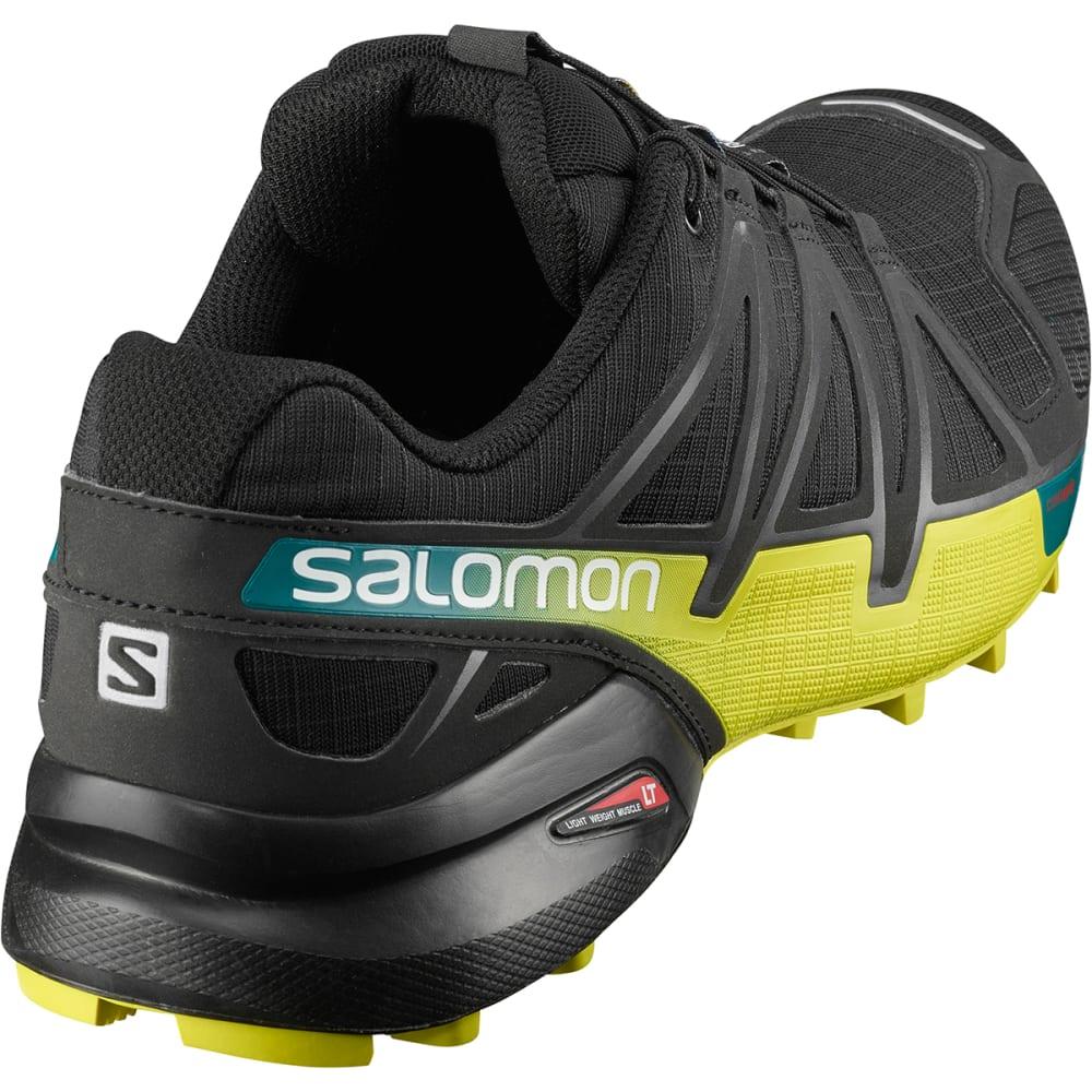 new arrival 61cd9 65fc8 SALOMON Men  39 s Speedcross 4 Trail Running Shoes - BLACK EVERGLADE