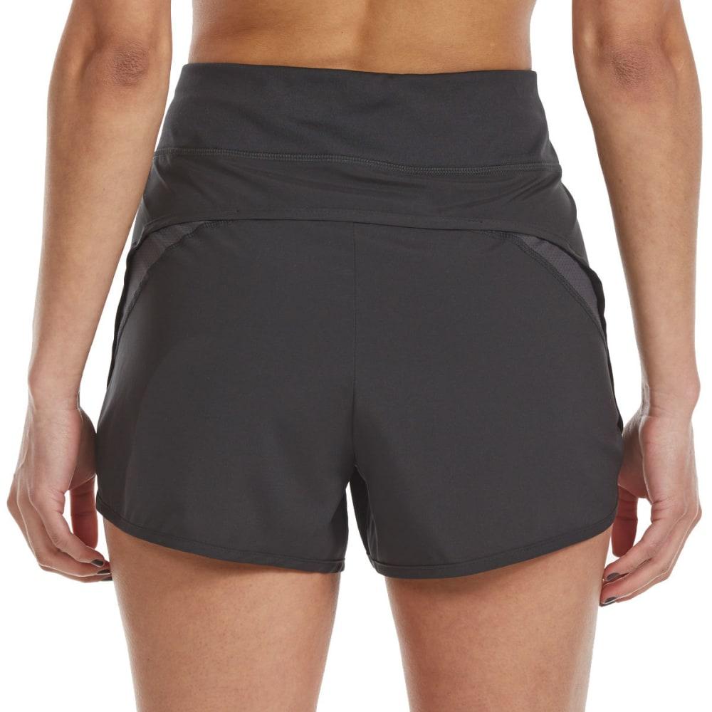 EMS Women's Techwick Impact Running Shorts - BLACK