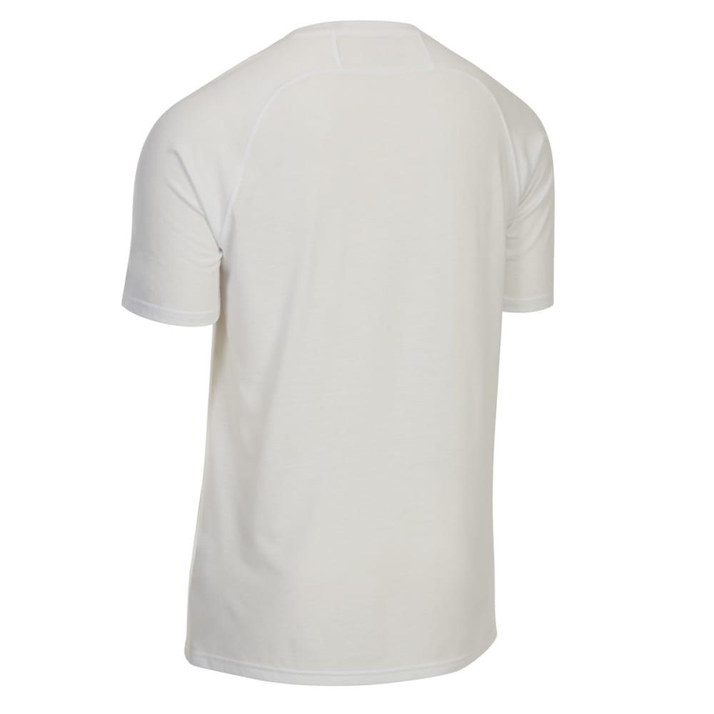 EMS Men's Techwick Vital Discovery Short-Sleeve Tee - WHITE
