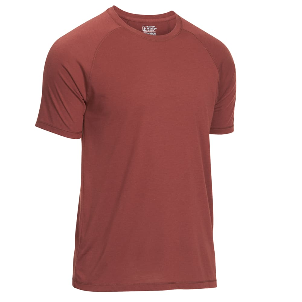 EMS Men's Techwick Vital Discovery Short-Sleeve Tee S