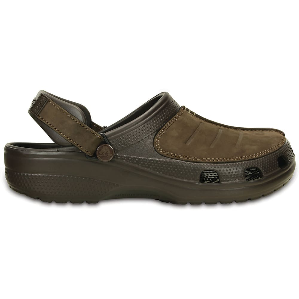 CROCS Men's Yukon Mesa Clogs - EXPRESSO 22Z