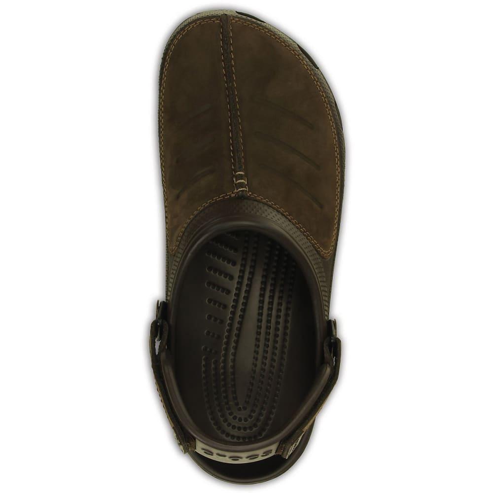 CROCS Men's Yukon Mesa Clogs - EXPRESSO 22Z