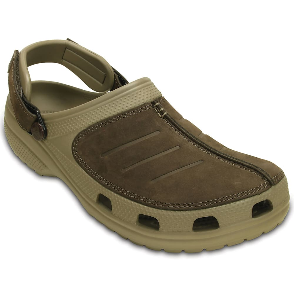 CROCS Men's Yukon Mesa Clogs - KHAKI 23G