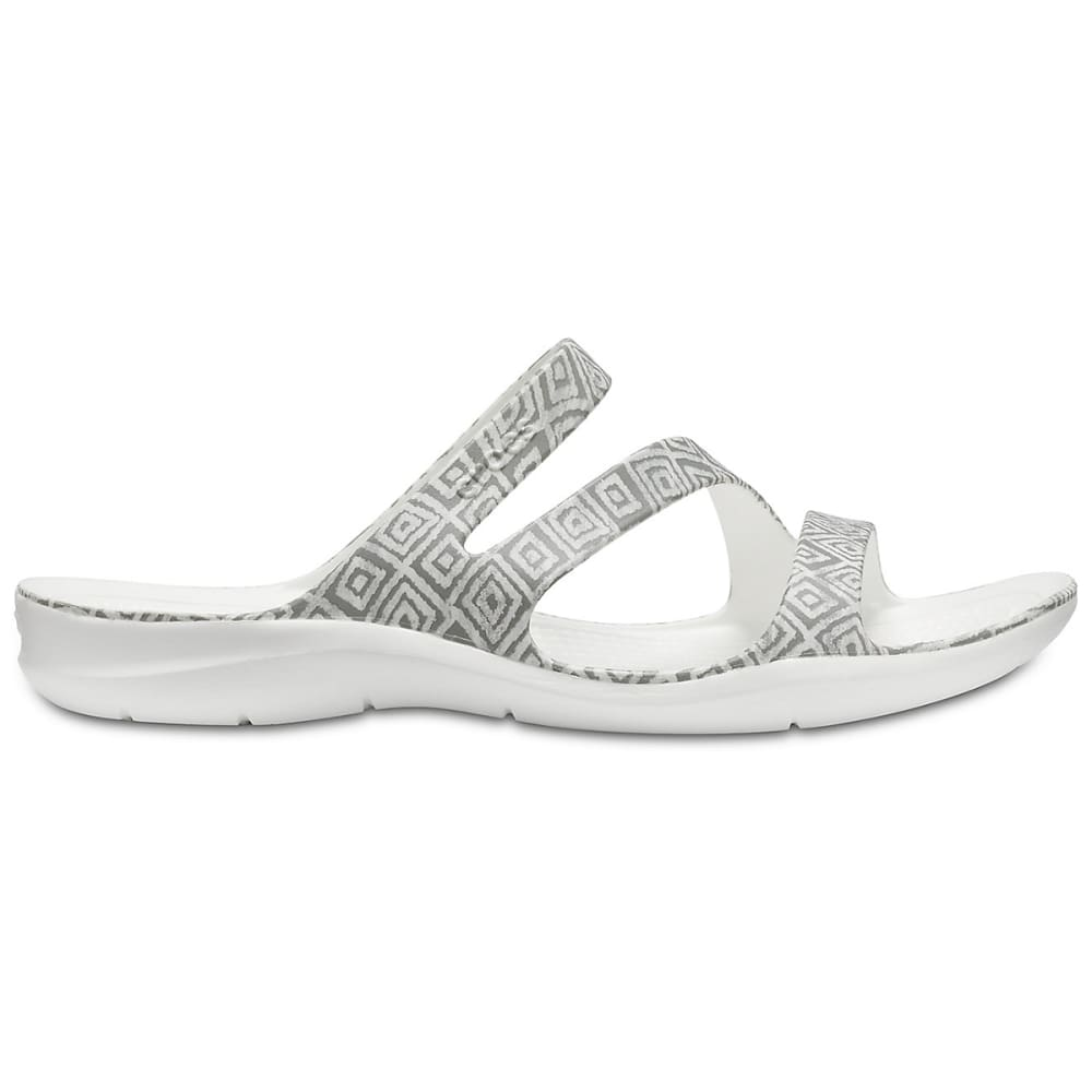 32b87672c736 CROCS Women s Swiftwater Graphic Sandals - Eastern Mountain Sports