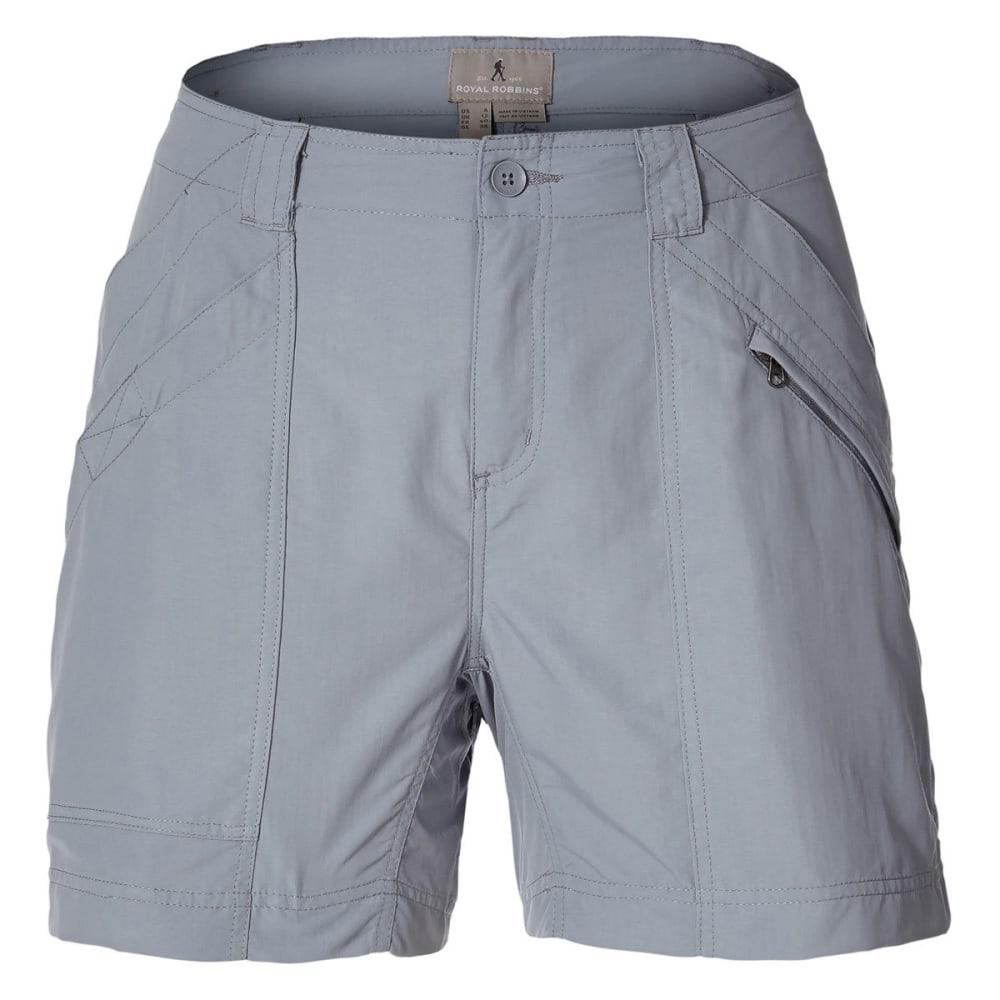 ROYAL ROBBINS Women's Backcountry Shorts - TRADEWINDS