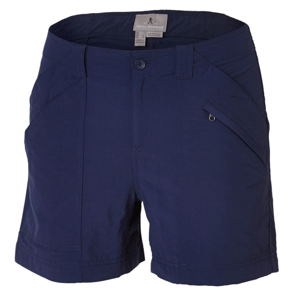 ROYAL ROBBINS Women's Backcountry Shorts 2