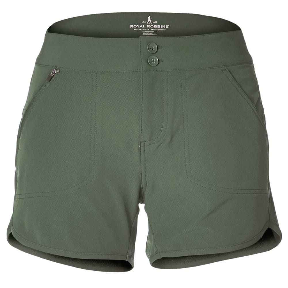 ROYAL ROBBINS Women's Water Shorts - BAYLEAF