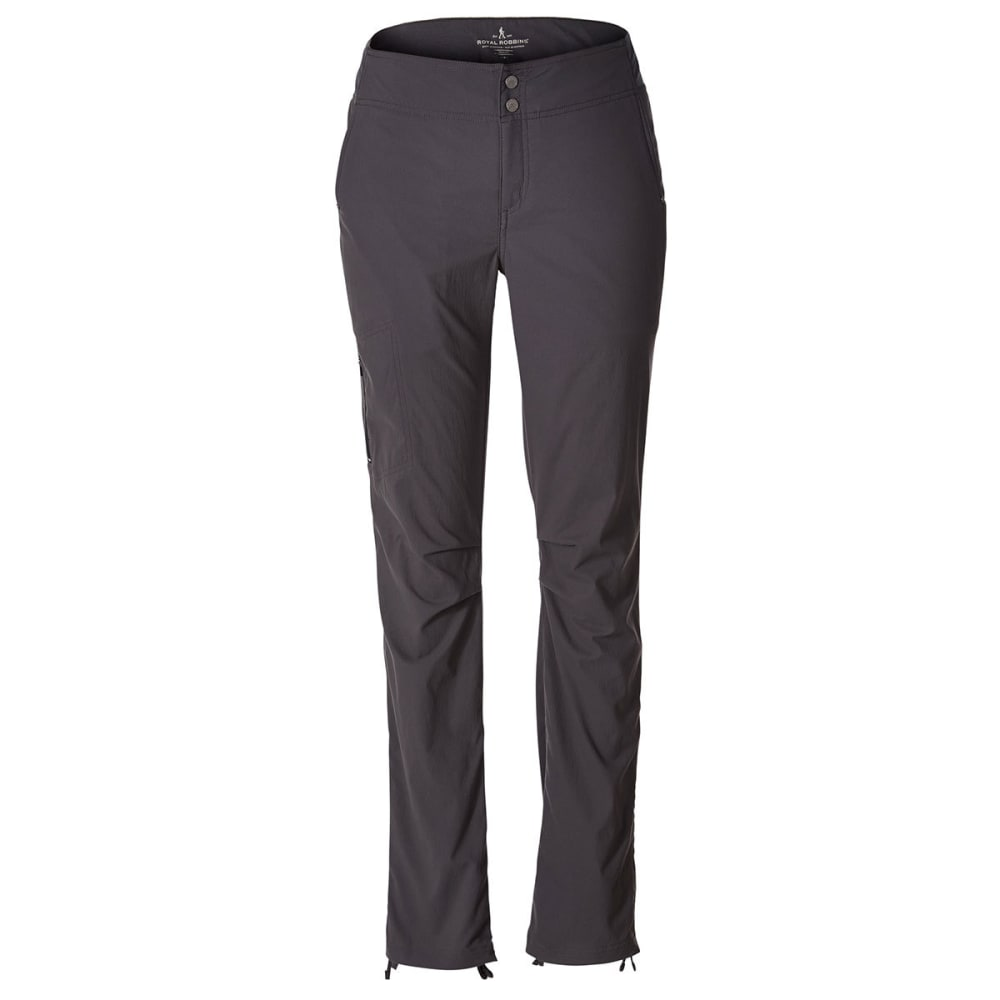 ROYAL ROBBINS Women's Jammer II Pants - ASPHALT