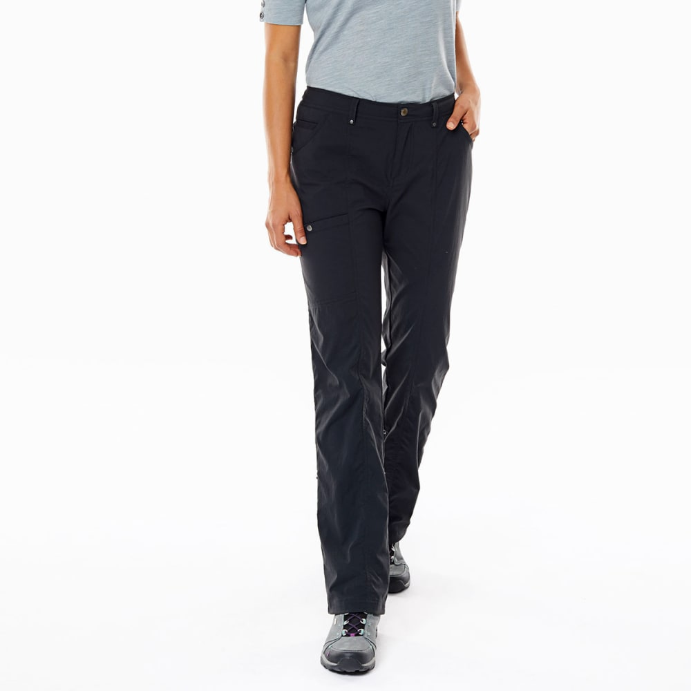ROYAL ROBBINS Women's Bug Barrier Discovery III Pants - JET BLACK