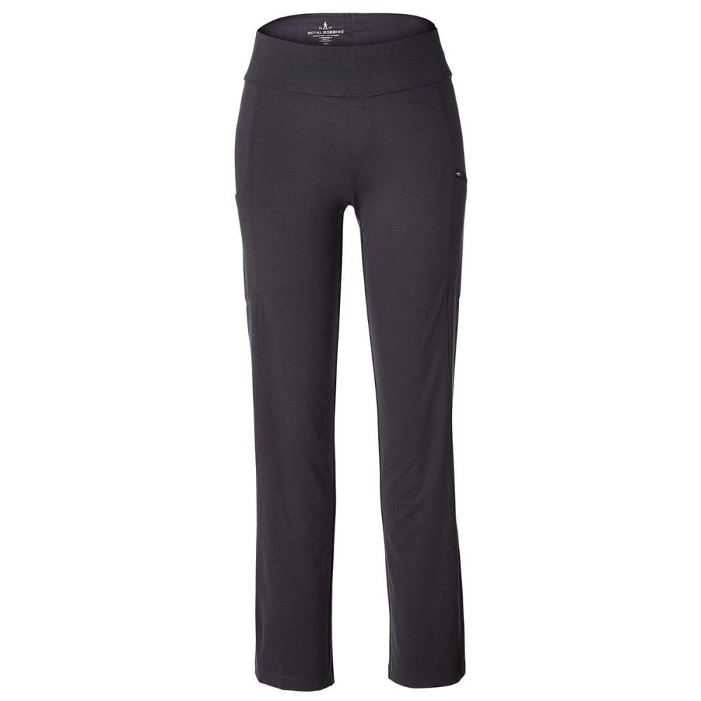 ROYAL ROBBINS Women's Jammer Knit Pants - ASPHALT