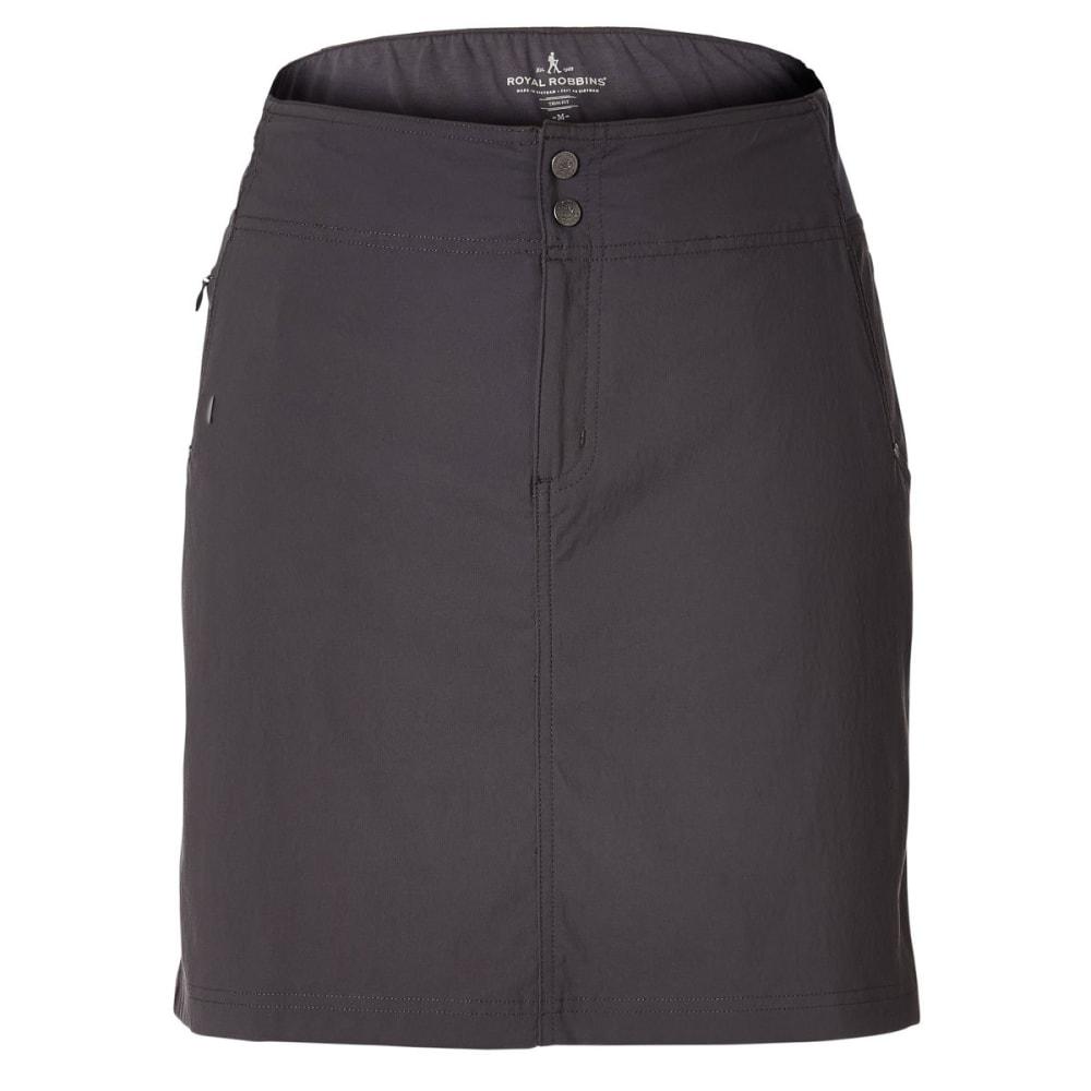 ROYAL ROBBINS Women's Jammer II Skirt - ASPHALT