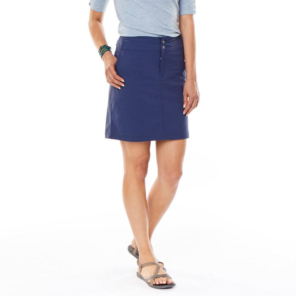 ROYAL ROBBINS Women's Jammer II Skirt - NAVY