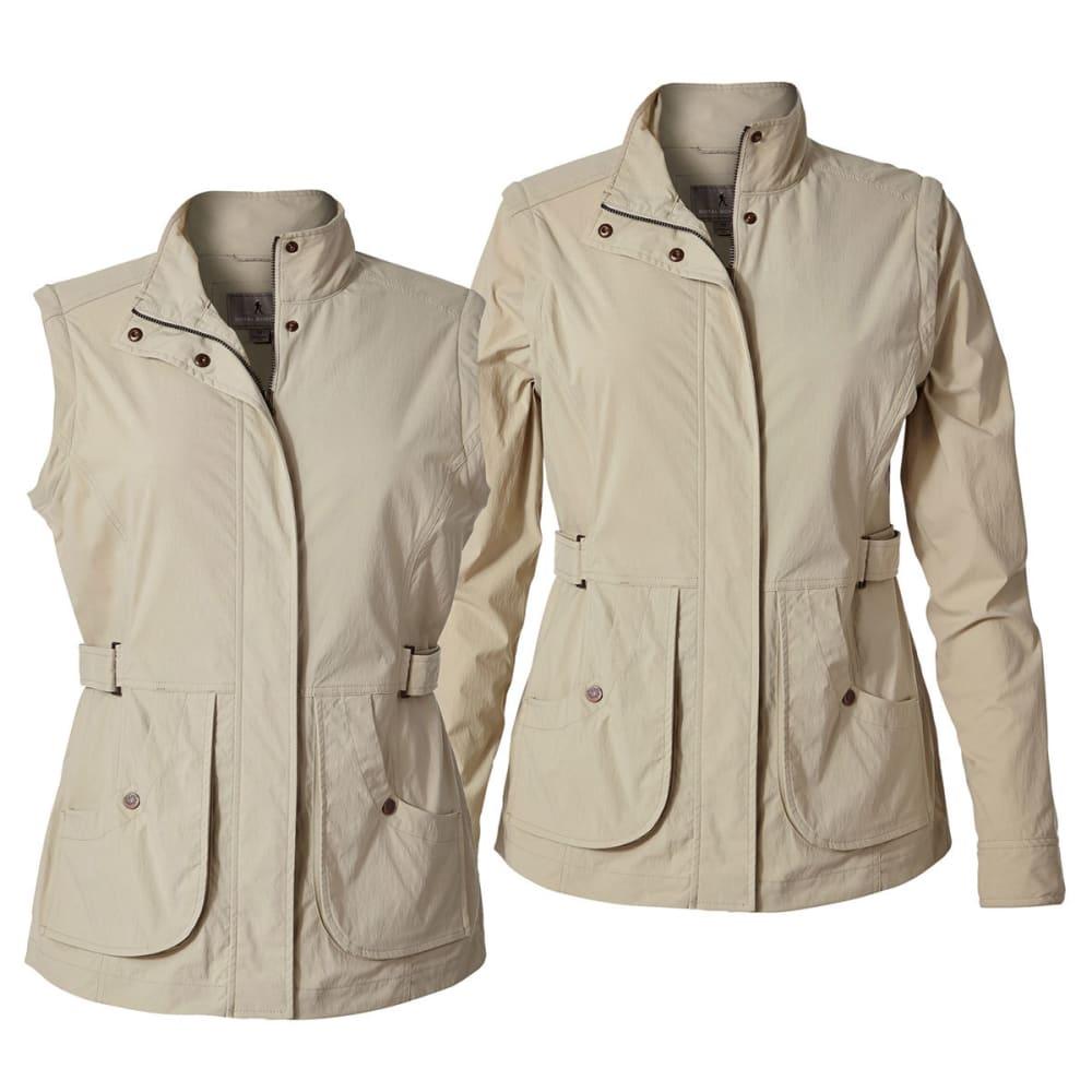 ROYAL ROBBINS Women's Discovery Convertible Jacket M