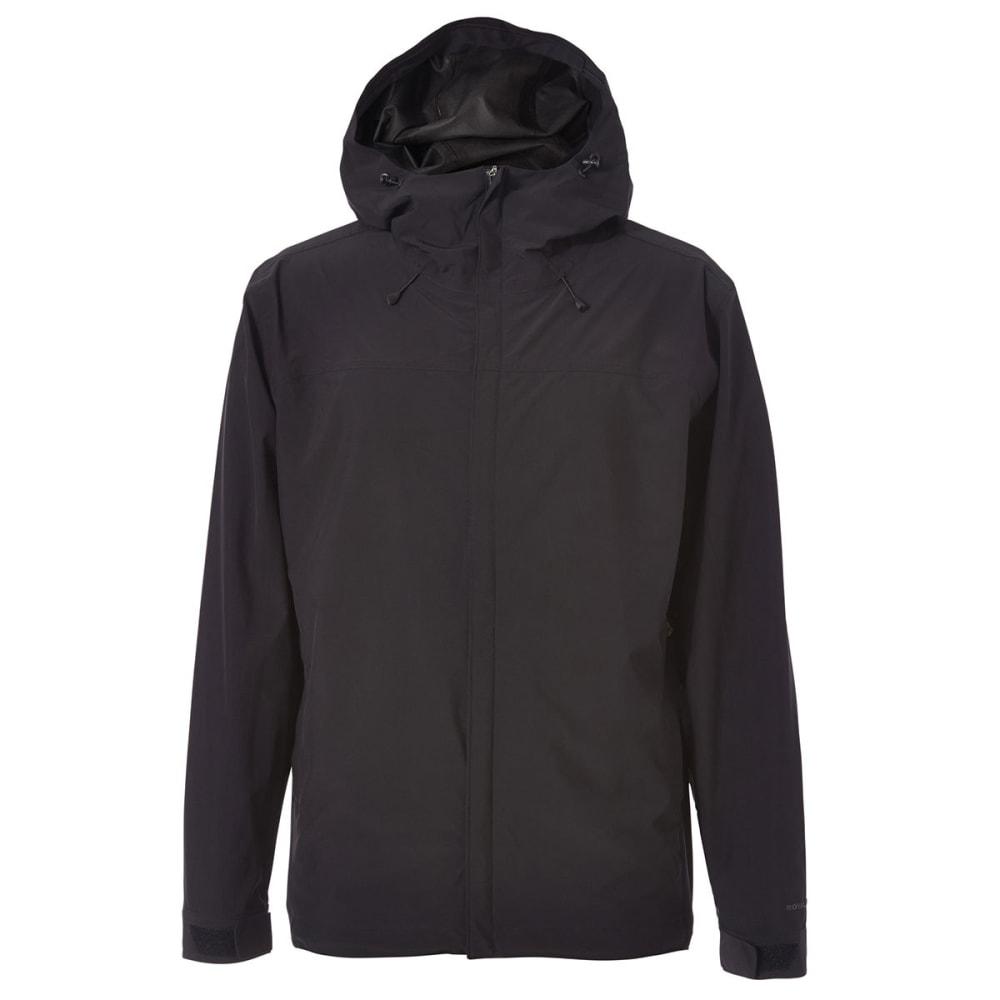 ROYAL ROBBINS Men's Oakham Waterproof Jacket - JET BLACK