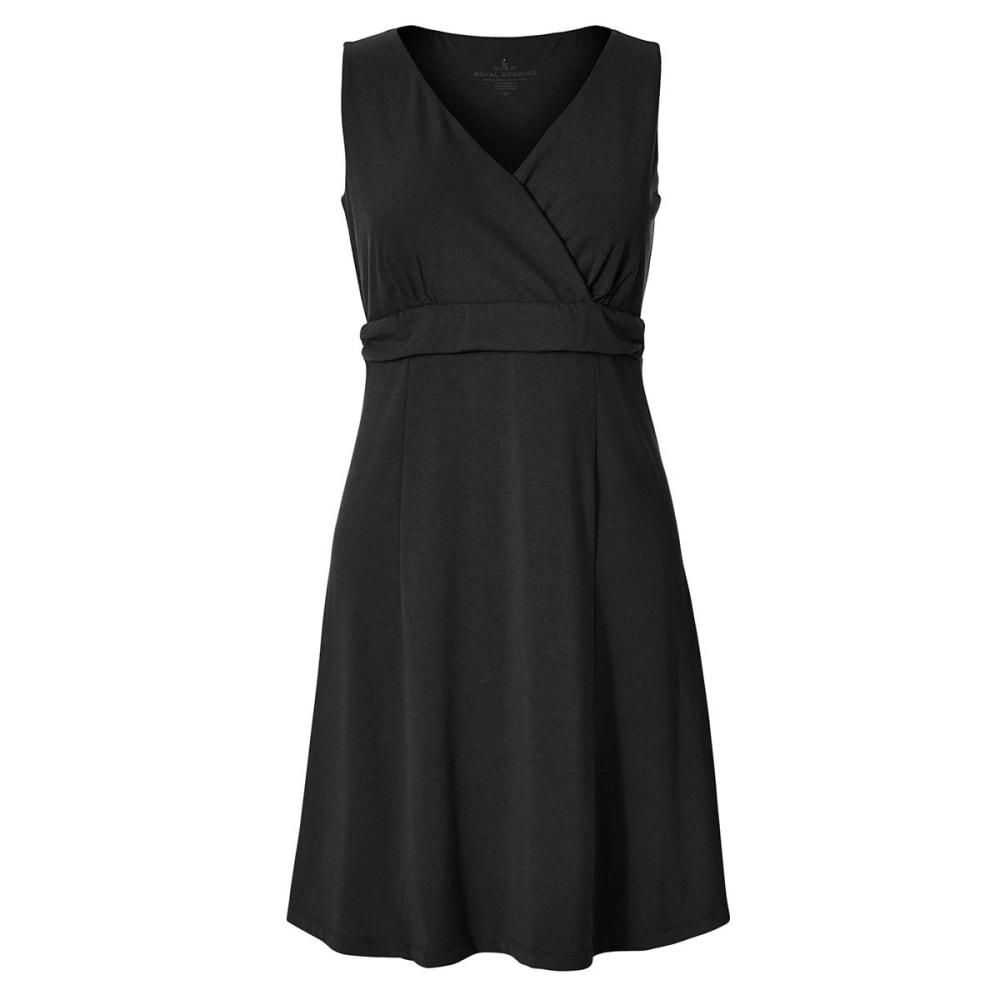 ROYAL ROBBINS Women's All-Around Dress - JET BLACK