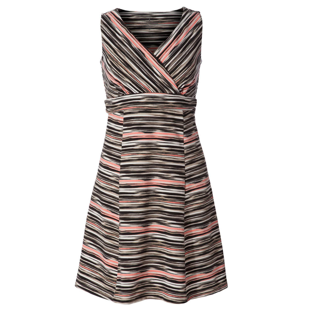 ROYAL ROBBINS Women's All-Around Dress - STRAWBERRY PRINT