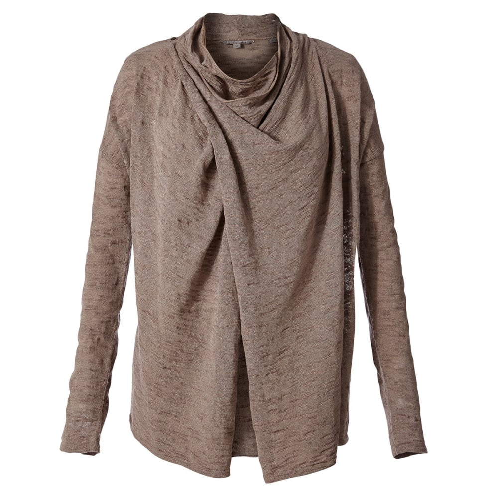 ROYAL ROBBINS Women's Tupelo Slub Cardigan - FALCON