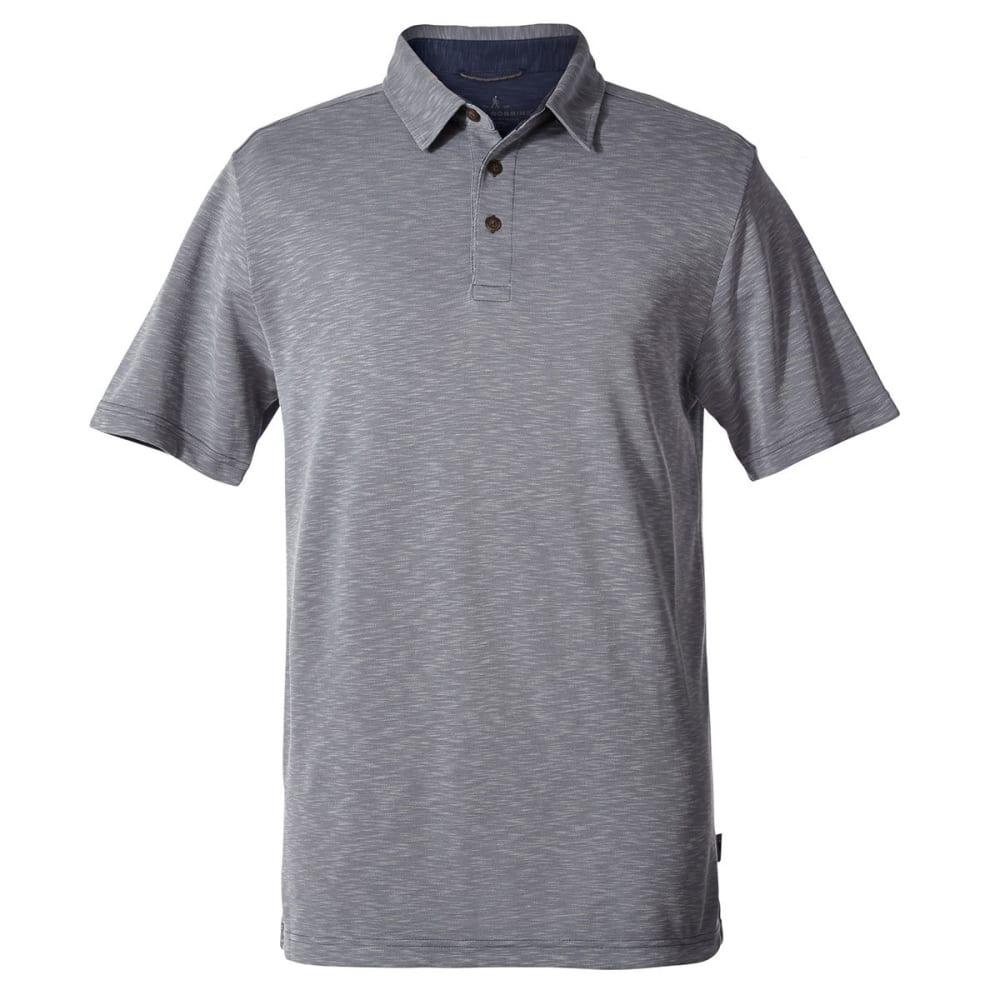 ROYAL ROBBINS Men's Great Basin Dry Short-Sleeve Polo Shirt - TRADEWINDS