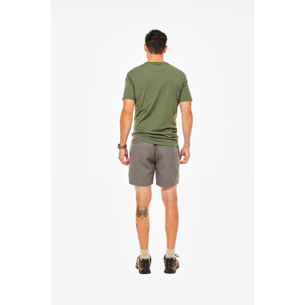 ROYAL ROBBINS Men's 6 in. Billy Goat Shorts - KHAKI