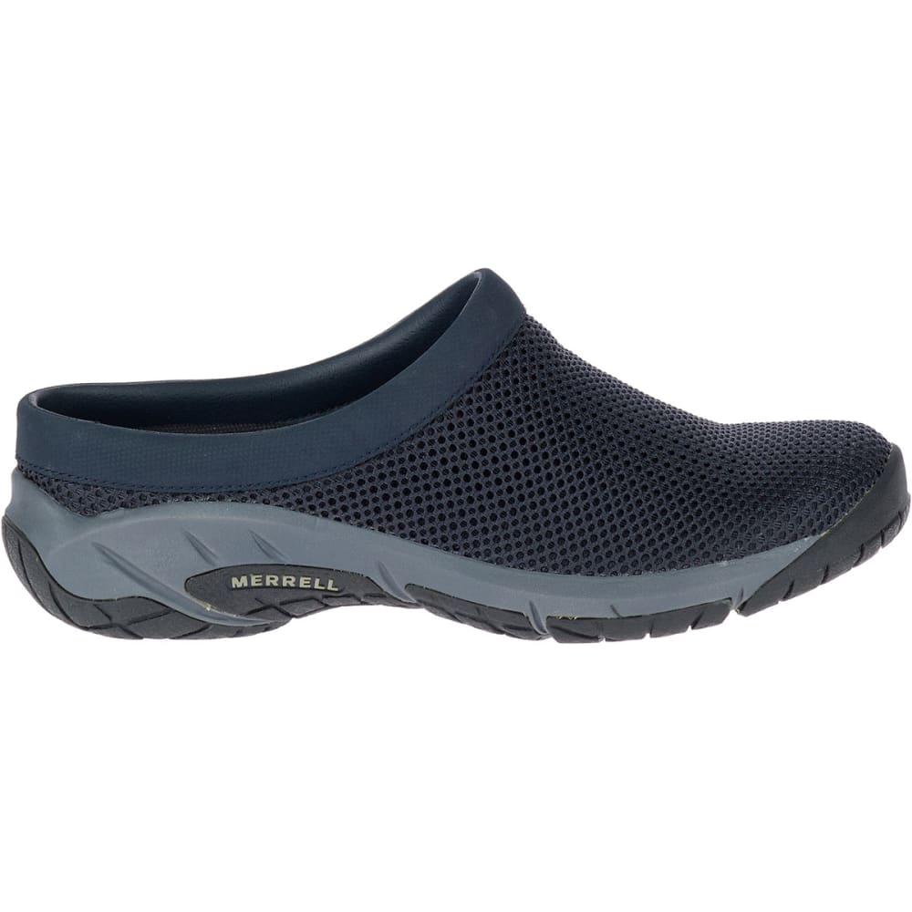 MERRELL Women's Encore Breeze 3 Slip-on Shoes, Navy - NAVY