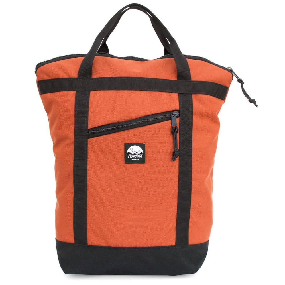 FLOWFOLD 14L Denizen Limited Tote Backpack - CLAY