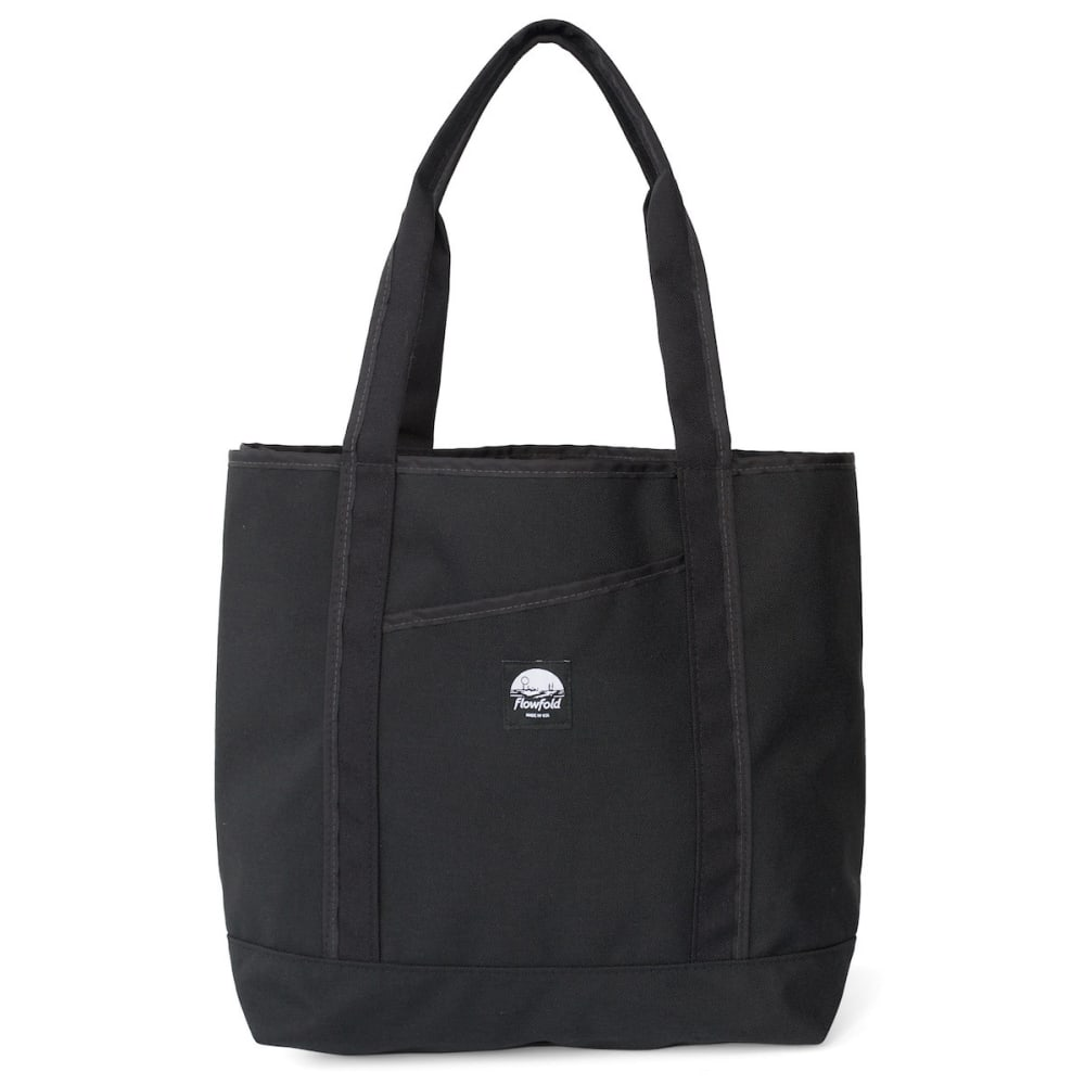 FLOWFOLD 16L Porter Tote Bag - BLACK