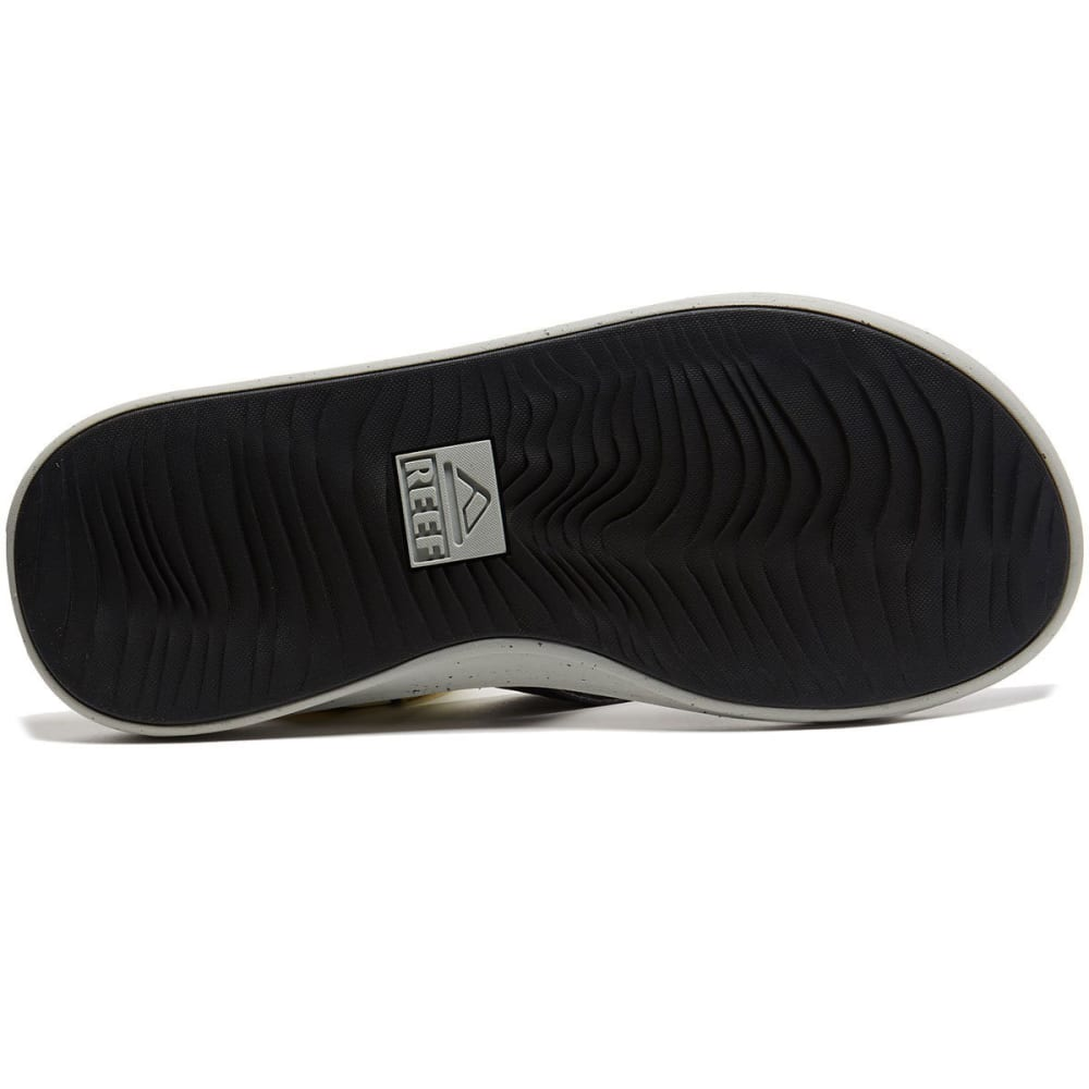 REEF Men's Slammed Rover Sandals - GREY