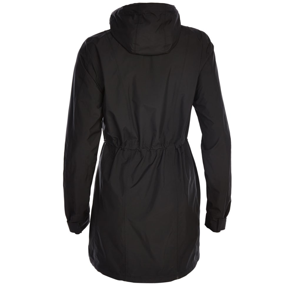 EMS® Women's Mist Rain Trench - BLACK