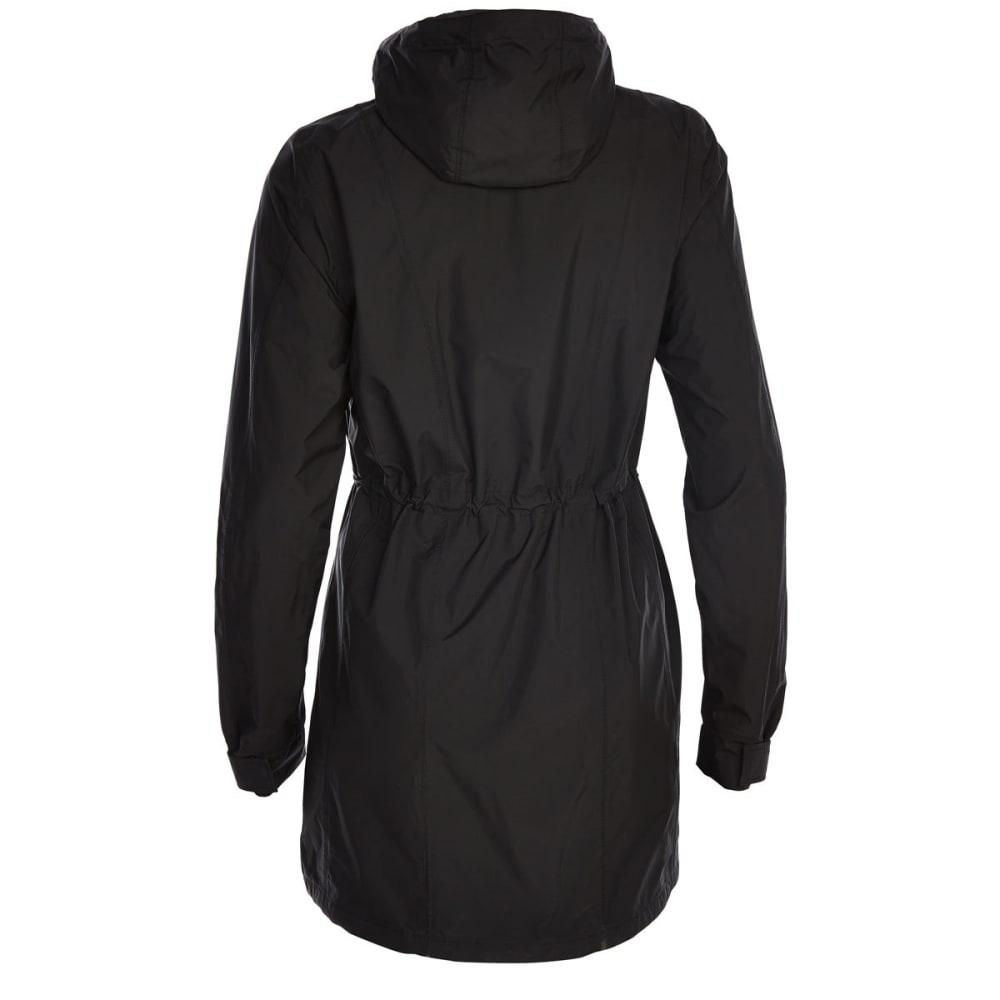 EMS Women's Mist Rain Trench - BLACK