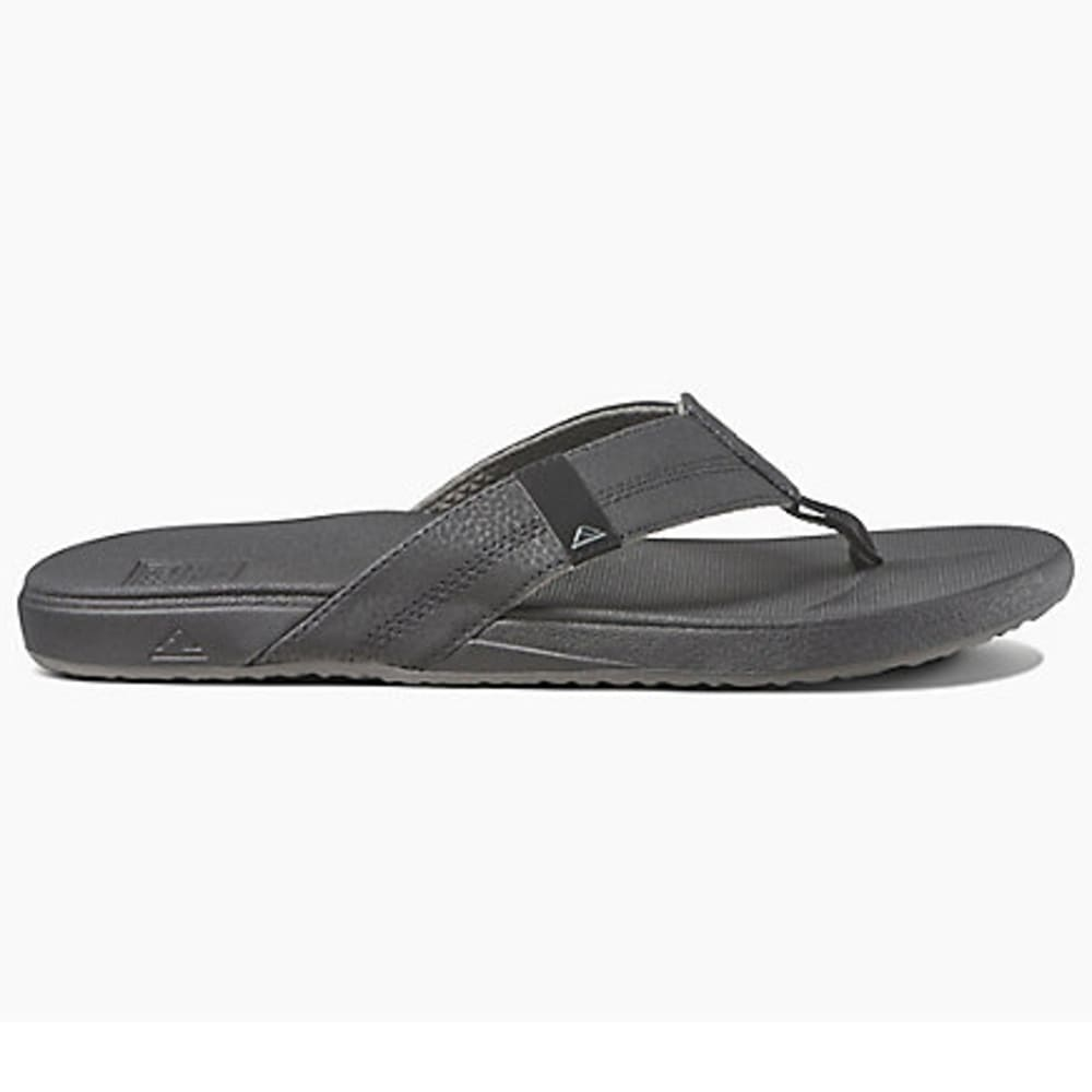 REEF Men's Cushion Bounce Phantom Sandals - BLACK