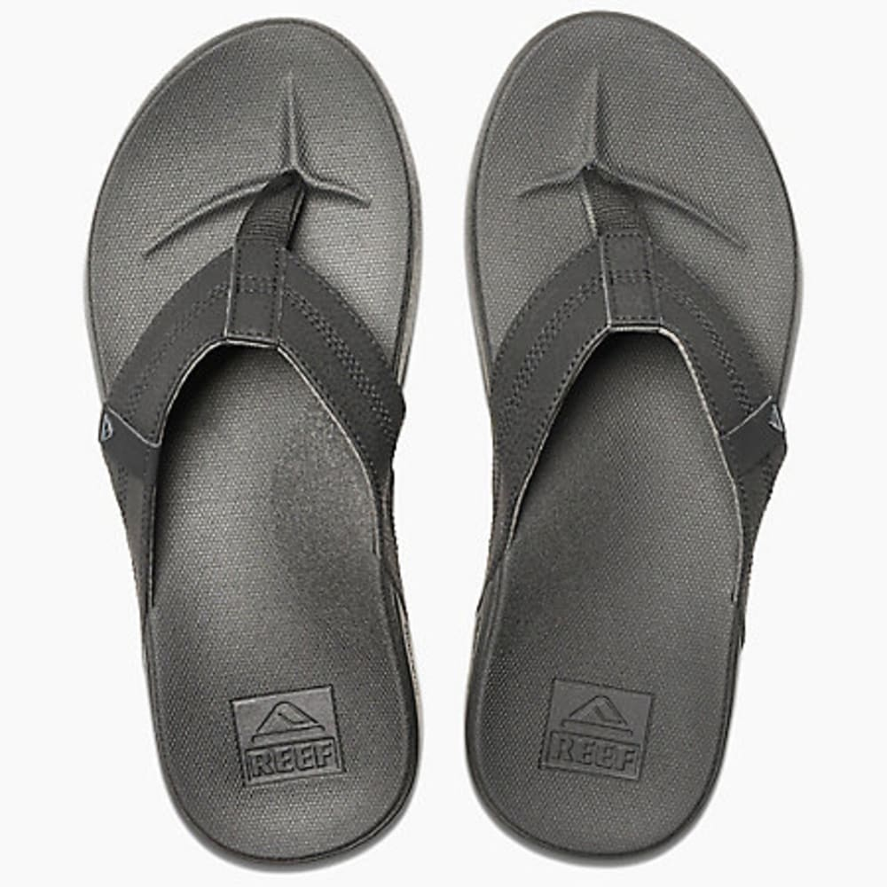 REEF Men's Cushion Bounce Phantom Sandals - BLACK