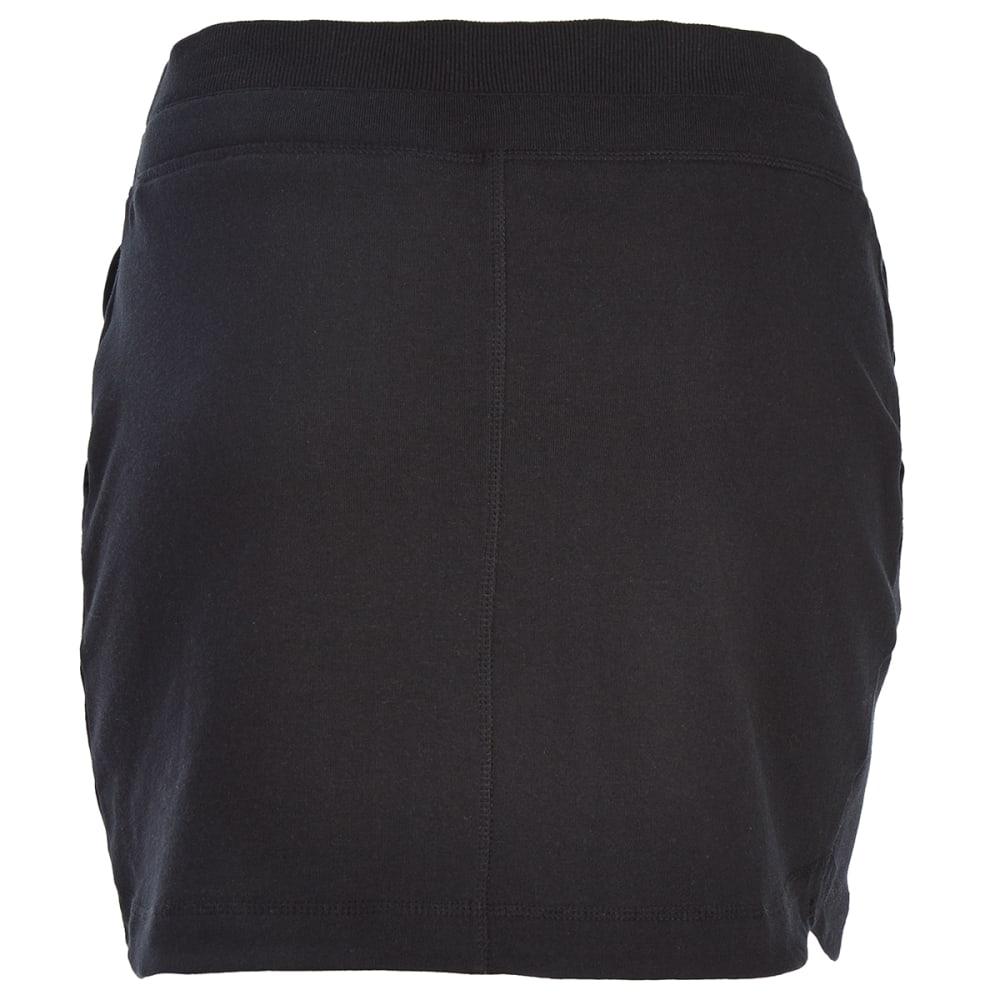 EMS Women's Canyon Knit Skirt - BLACK