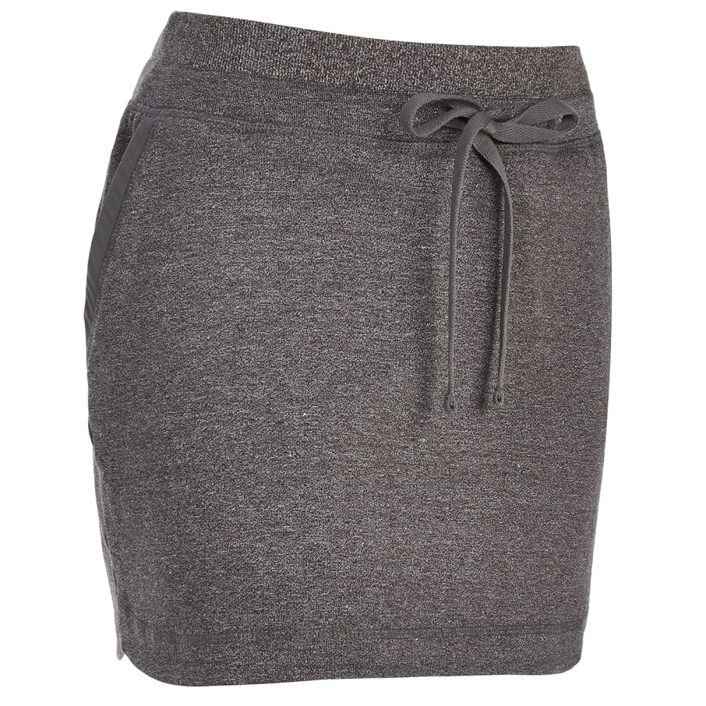 EMS Women's Canyon Knit Skirt - DRK GREY HTR