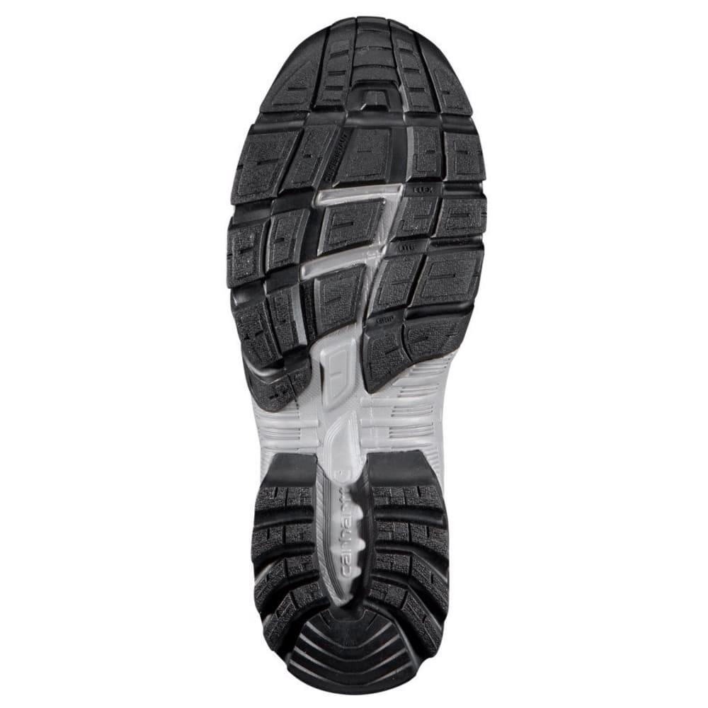 CARHARTT Men's Lightweight Hiker Work Boots, Grey - GREY SUEDE/NAVY