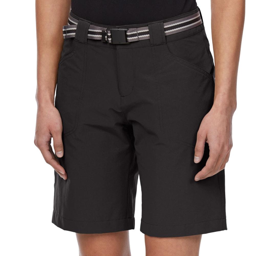 EMS Women's 9 in. Compass Trek Shorts - BLACK