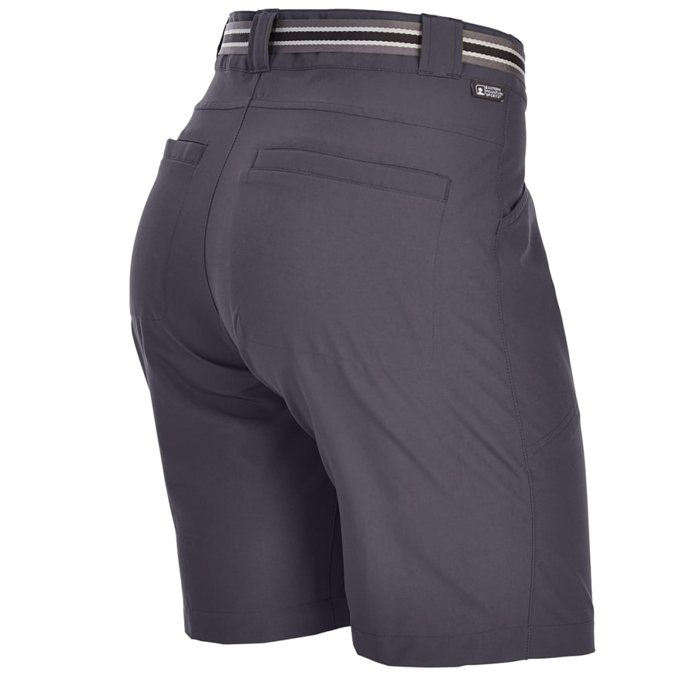 EMS Women's 9 in. Compass Trek Shorts - FORGED IRON