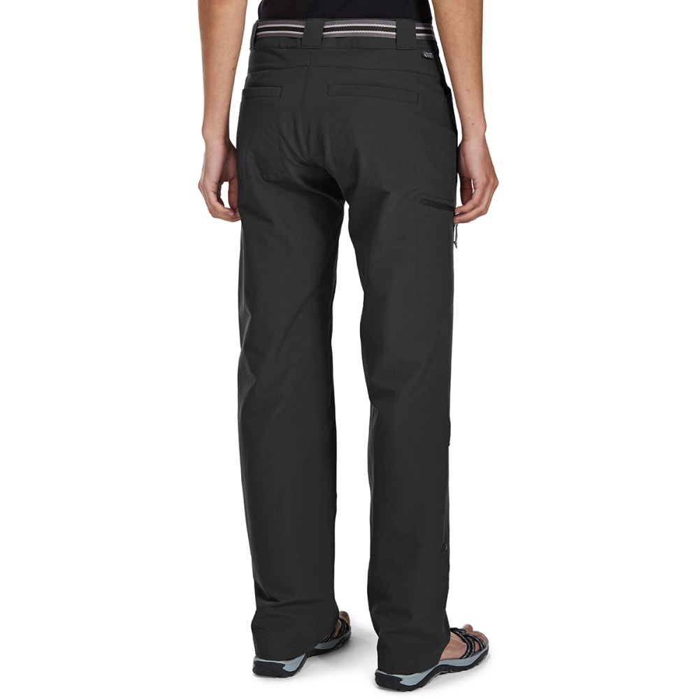 EMS Women's Compass Trek Pants - BLACK