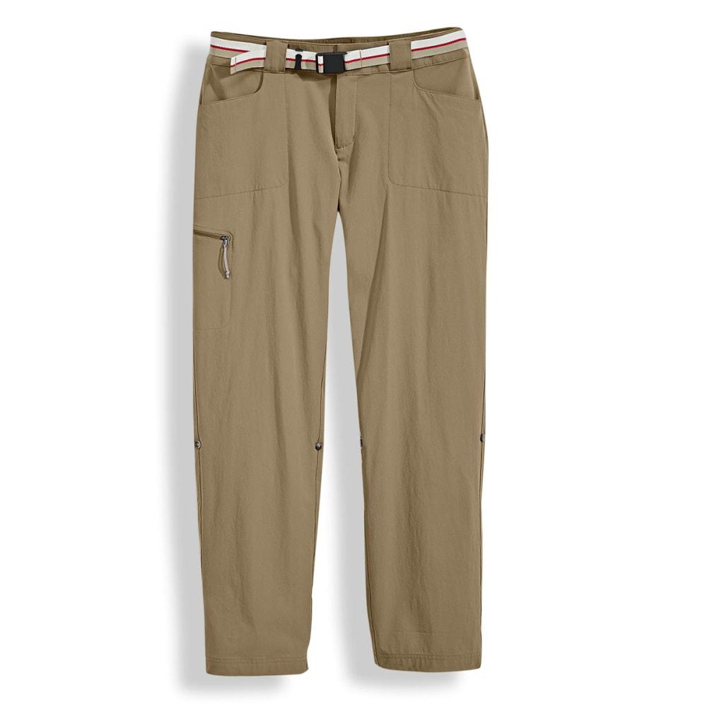 EMS Women's Compass Trek Pants - KELP